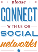 Please, follow us on social networks.