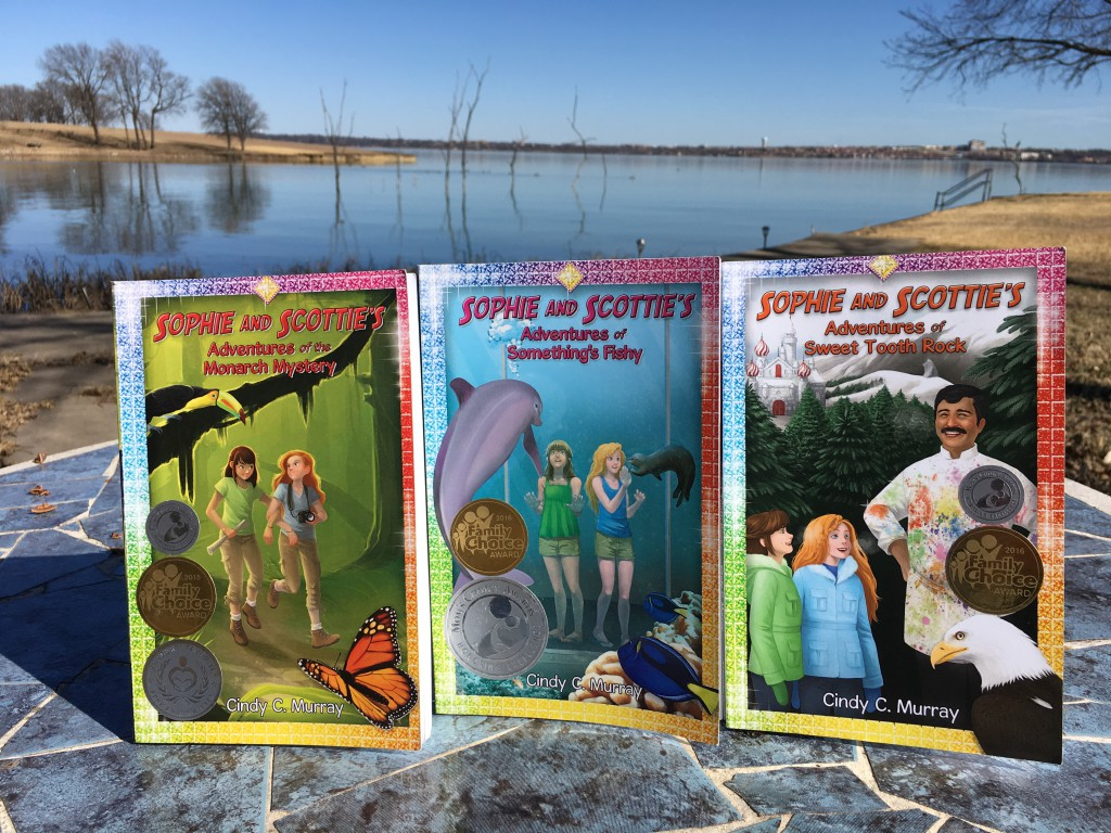 Texas Traditions now sells The Adventures of Sophie and Scottie!