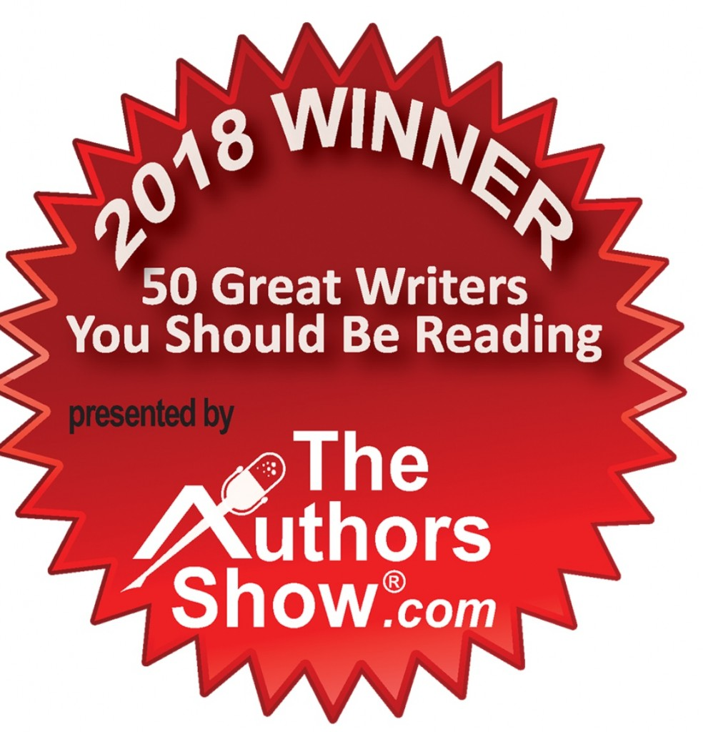 50 Great Writers You Should Be Reading 2018 Winner!