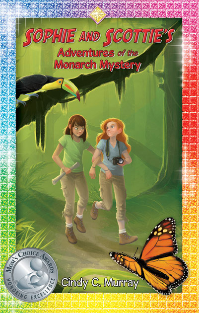 Sophie and Scottie Book Earns Silver Mom's Choice Award®