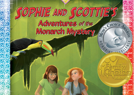 Sophie and Scottie Book Earns Family Choice Award®