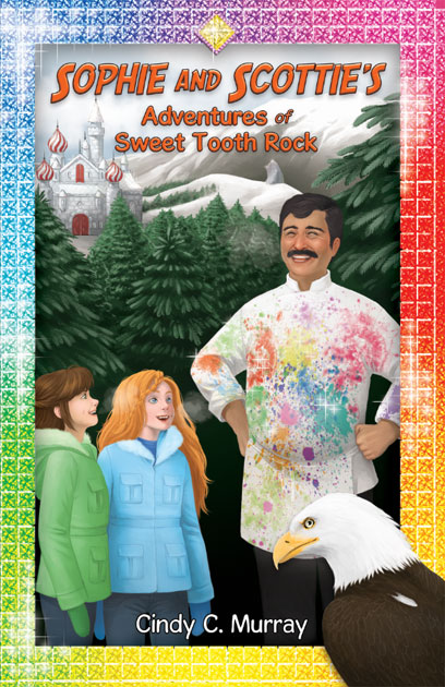 Sophie and Scottie's Adventures of Sweet Tooth Rock Debuts