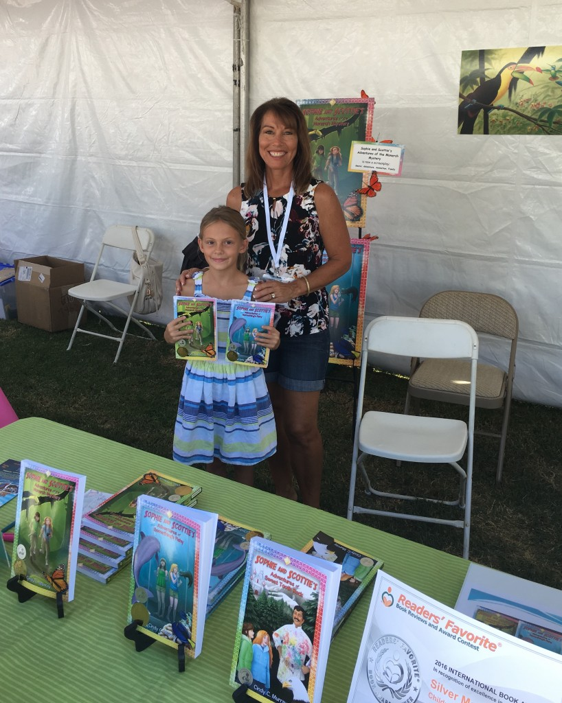 Orange County Children's Book Festival 2016