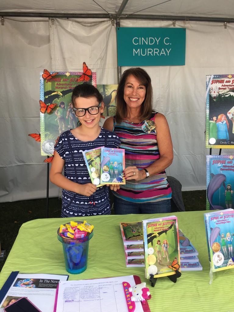 OC Children's Book Festival 2017