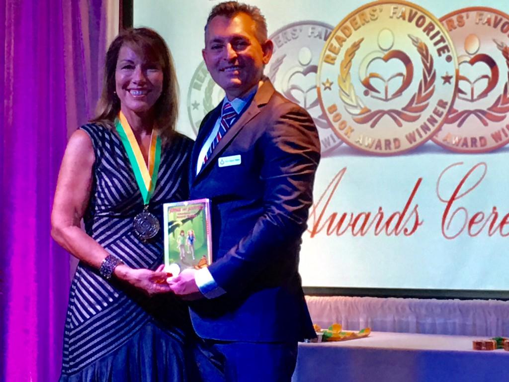 Readers' Favorite Awards Ceremony