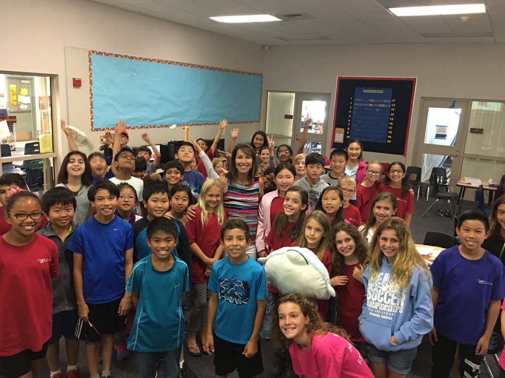 Stone Ranch Elementary Writers Camp 2017